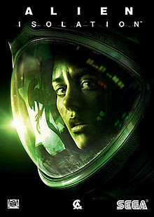 'Alien Isolation' Playstation Game