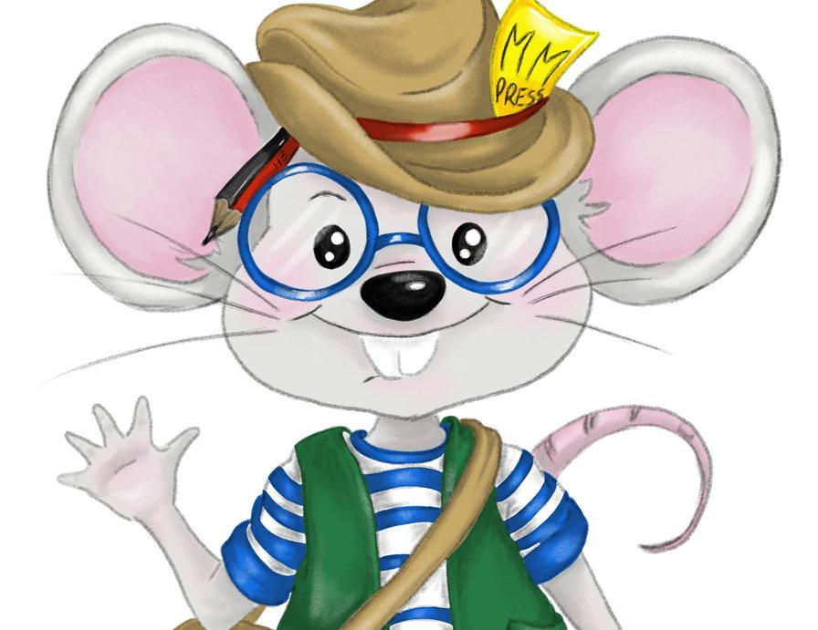 Matthew Mouse Bible Letter Subscription