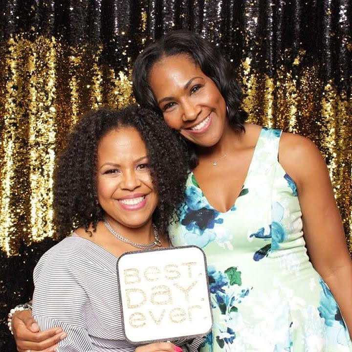 Creator of Girls Wine Out and Not Just a Get Away Tekeya Priester and Actress, Director and Producer Terri Vaughn