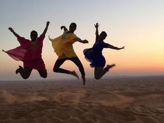 The Ultimate Girls' Getaway - Dubai