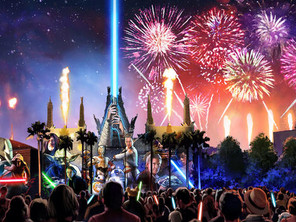 Star Wars: A Galactic Spectacular llegó a Walt Disney World