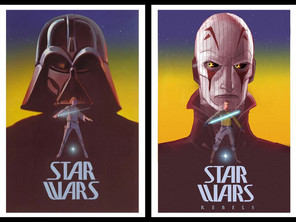 Star Wars Rebels, un homenaje a Ralph McQuarrie