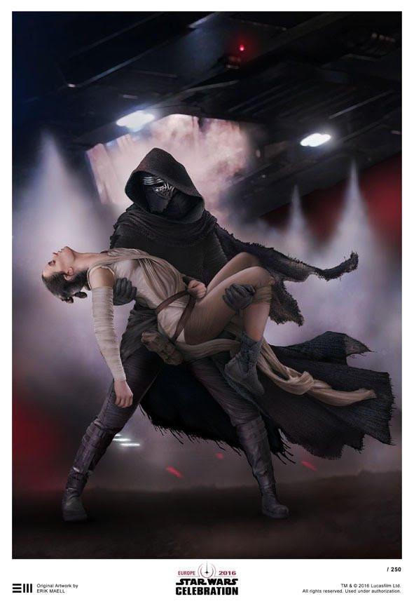 Rey's Abduction, de Erik Maell