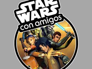 SWCA008 - Star Wars Rebels: Temporada 1