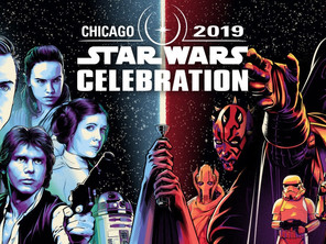 Star Wars Celebration Chicago 2019: Planificación
