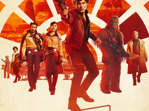 Trailer y nuevo póster de Han Solo!