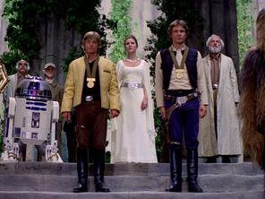 Star Wars y los arquetipos de identificación