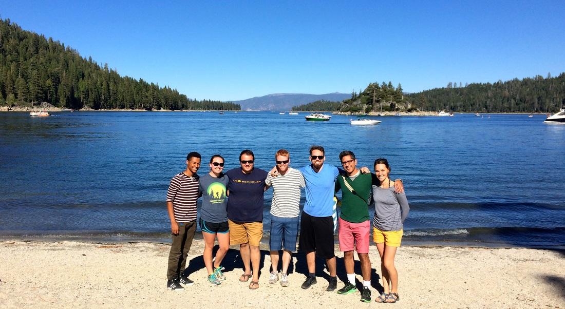 2015 MCB Retreat, Emerald Bay, CA