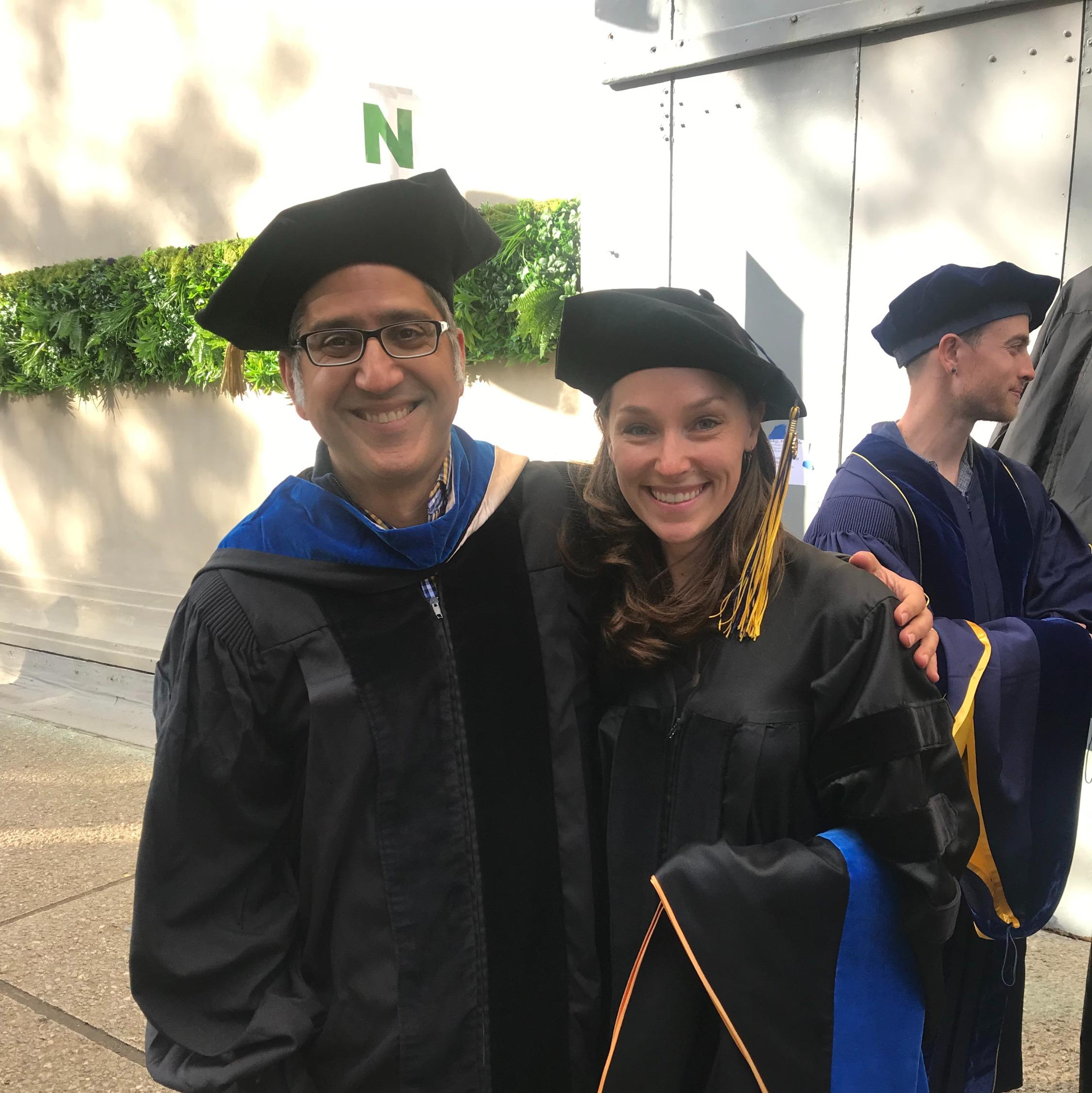 2019 Graduation, Carly Grant, PhD!