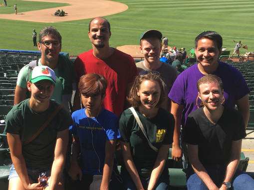 2017 Oakland A's Game