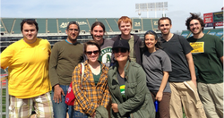 2013 Oakland A's Game