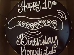 Komeili Lab ~ 10 Years!