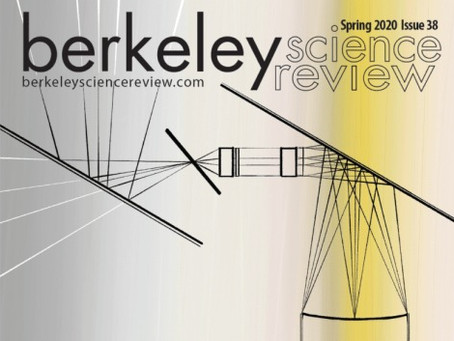 Spring Issue of Berkeley Science Review is Out!