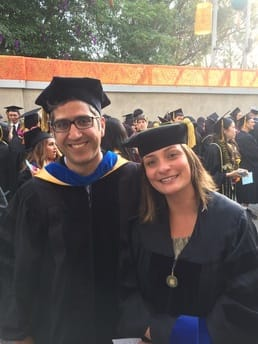 2015 Graduation, Nicole Abreu, PhD!