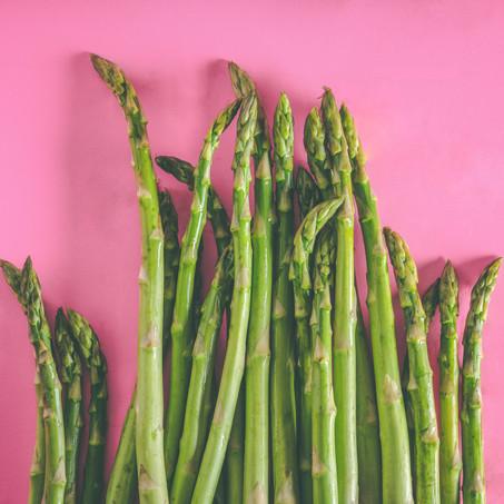 asparagus - why it's good for gut health
