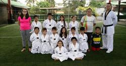 Taller Taekwondo