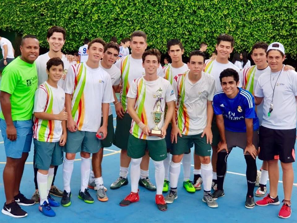 campeones fútbol