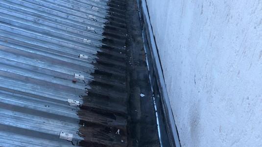 Leaking box gutter johannesburg