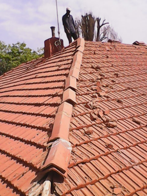Ridge repairs johannesburg