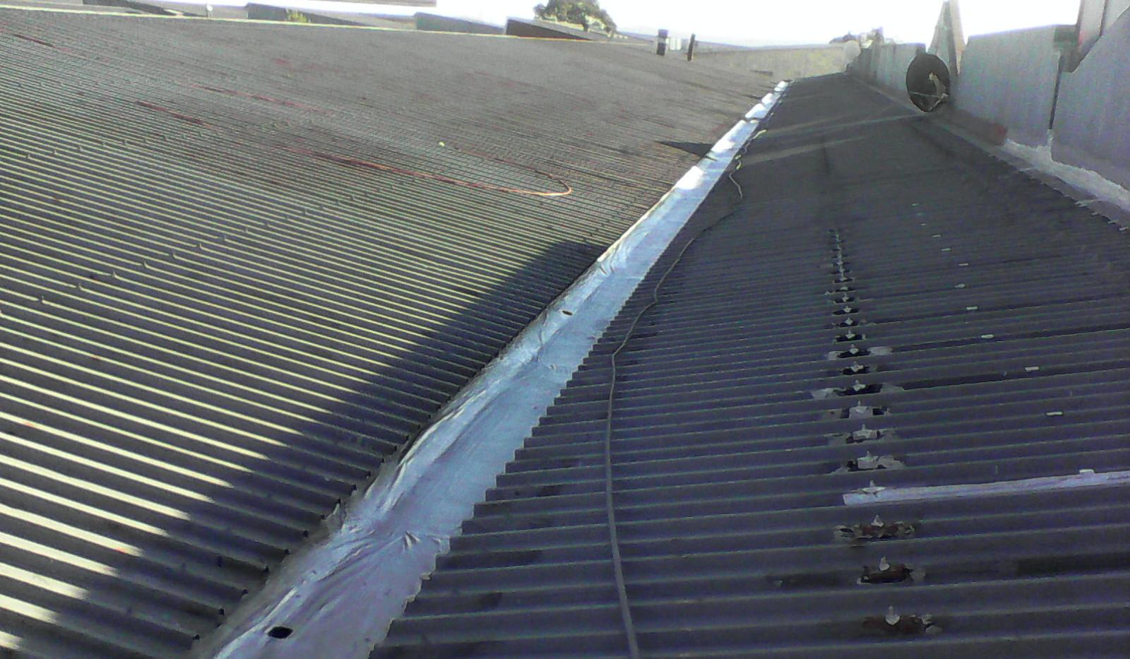 Box gutter repair johannesburg