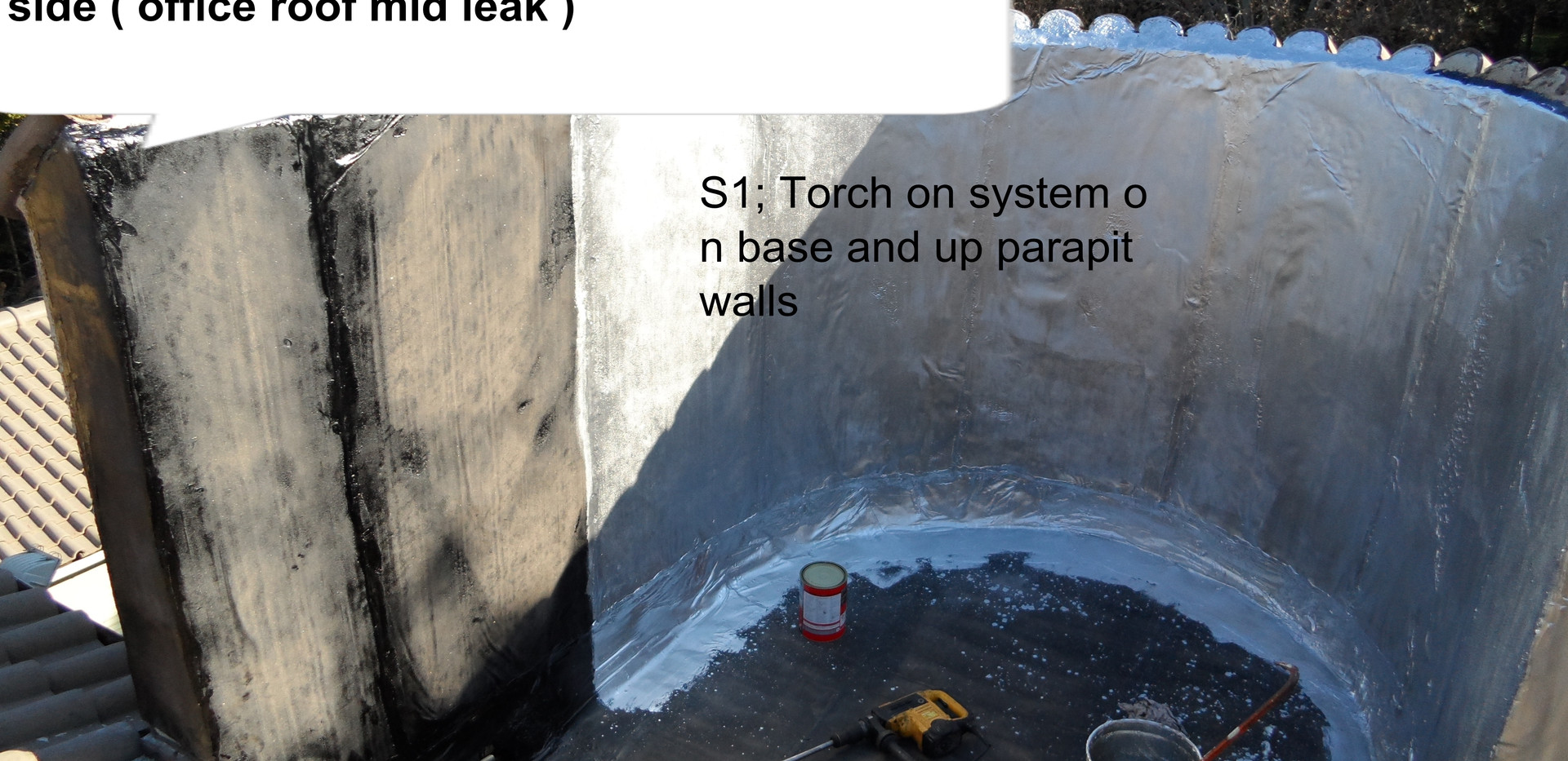 Torret Leak Solved Through Complete Torch On