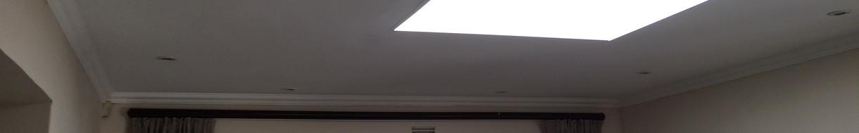 Ceiling New installation- Skyligh Sorround