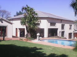 Westcliff ,Gauteng completed roof spray.