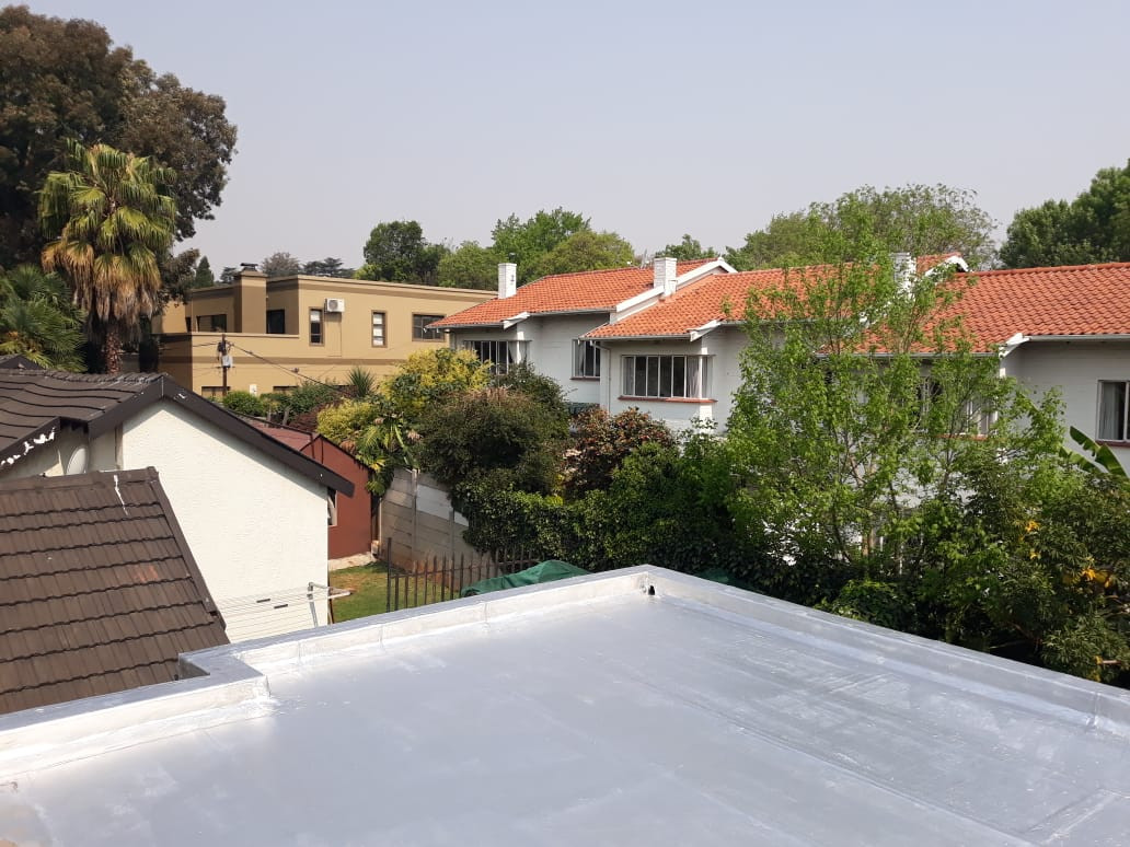 Flat Roof Waterproofing Johannesburg by Fix A Roof Johannesburg