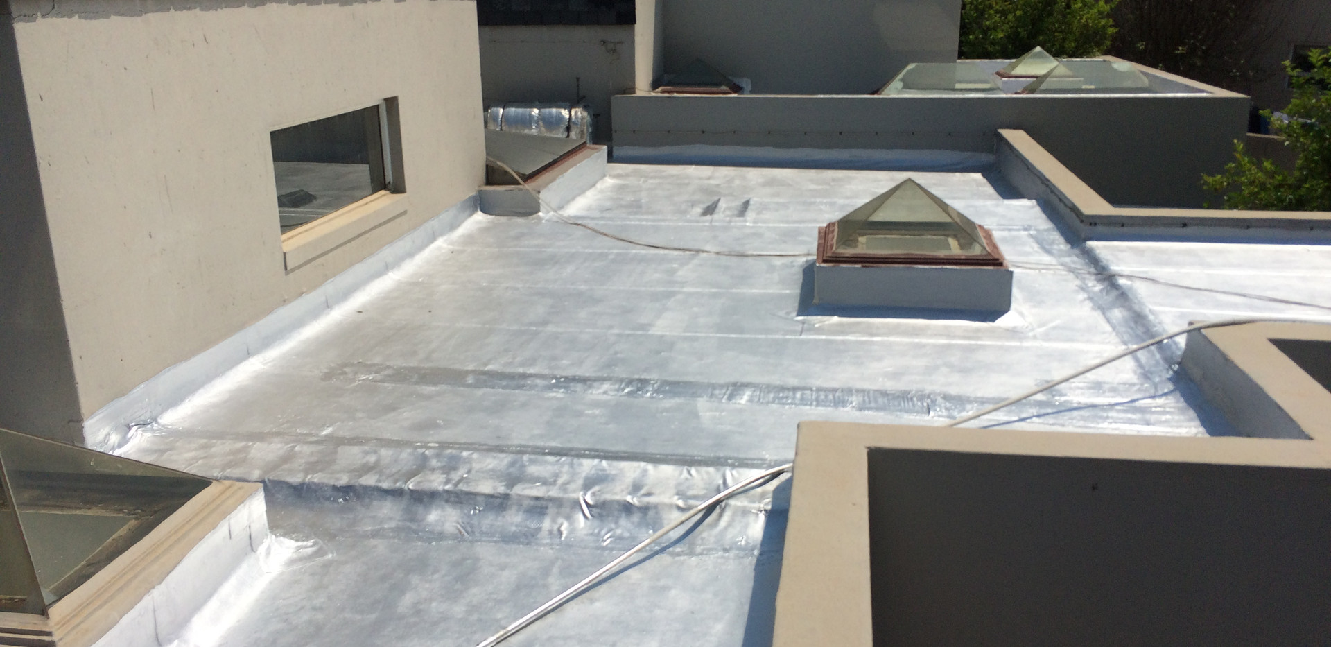 Flat Roof Waterproofing & Repair.  Kyalami .New Installation by Fix A Roof Johannesburg