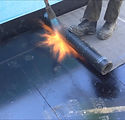 Fix A Roof - Complete Flat Roof _ Slab _ Low Pitch Roof Bitumen Heat Infused Roof Waterpro