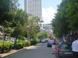 Modern-day Izmir. Turkey