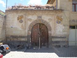Abandoned Greek home in Cappadocia