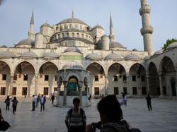 Saint Sophia, Istanbul, Turkey