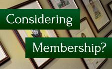 Considering Membership?
