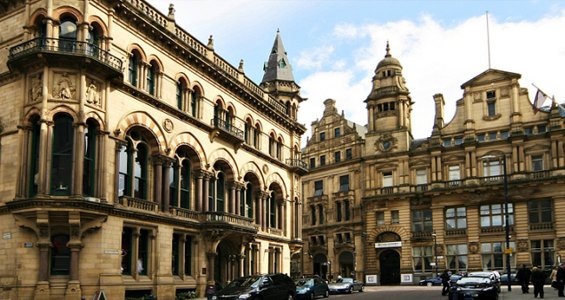 The St James's Club, Manchester