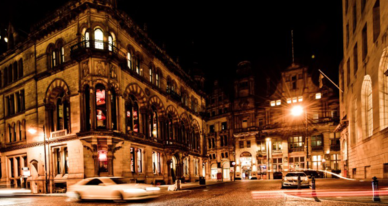 The St James's Club, King St Manchester