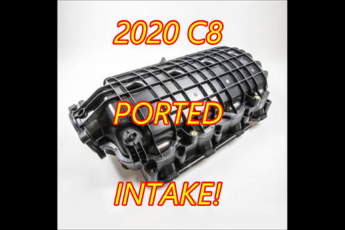 2020 C8 Ported Intake (NEW)