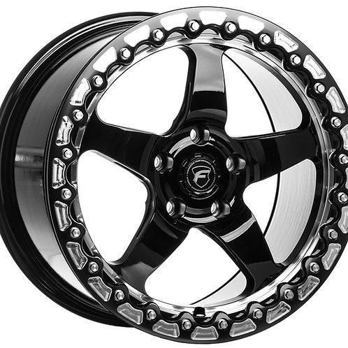 Forgestar Wheels D5 Beadlock Drag Racing Wheel Rear