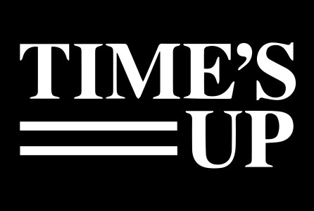 Time's Up Logo