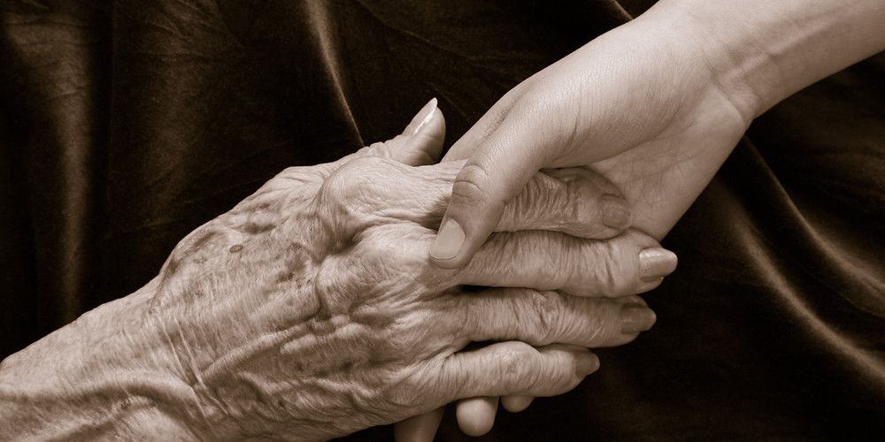 euthanasia old hands life is sacred pro-life
