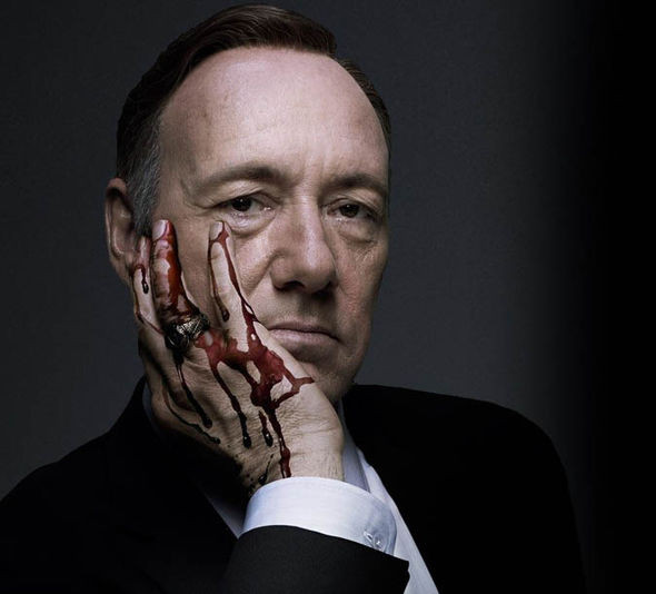 Frank Underwood, Kevin Spacey, Assault, harrassment