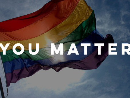 You Matter to God: Humility in the Face of Pride