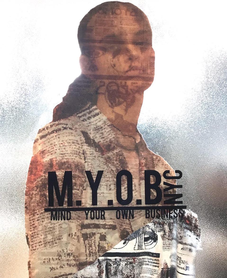 M.Y.O.B NYC   2019AW