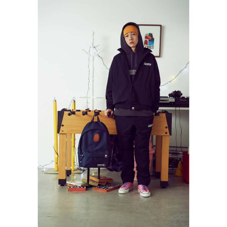 Ollie | A BATHING APE® × OUTDOOR PRODUCTS®