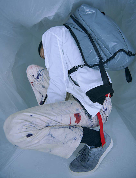 Photo: Kenta sawada Styling:Masataka Hattori Set Desigh: Mamoru Hinata Edit: Tatsuya Yamashiro