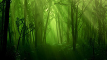 What does COLOR sound like? GREEN