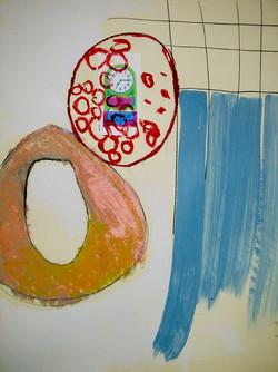 Clock Donut