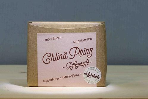 Toggenburger Chlinä Prinz - Pflegeseife mit Schafmilch, 100 gr.
