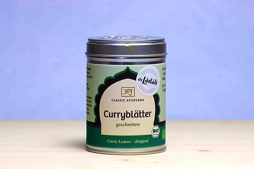 Curryblätter, geschnitten, Bio