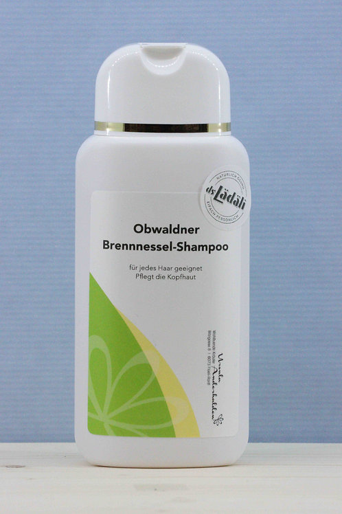 Obwaldner Brennnessel-Shampoo / 220ml